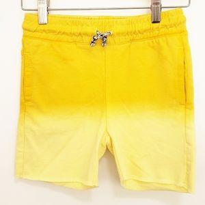 ZARA Boy Tie Die Shorts